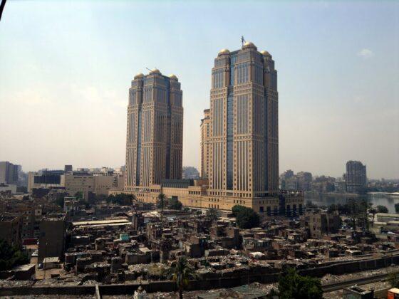 القاهرة في عشر سنوات… هل نعرفها؟ – مقالتين لأمنية خليل